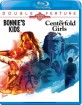 Bonnie's Kids / Centerfold Girls - Double Feature (Region A - US Import ohne dt. Ton) Blu-ray