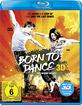 Born to Dance (2013) 3D (Blu-ray 3D) Blu-ray