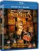 Boxtrolls - Le scatole magiche 3D (Blu-ray 3D + Blu-ray) (IT Import ohne dt. Ton) Blu-ray
