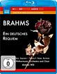 Brahms - Ein deutsches Requiem (Audio Blu-ray) Blu-ray