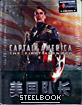 Captain America: The First Avenger 3D - Blufans Exclusive Limited Slip Edition Steelbook (CN Import ohne dt. Ton) Blu-ray