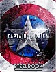 Captain America: The First Avenger 3D - KimchiDVD Exclusive Limited Full Slip Type A1 Edition Steelbook (KR Import ohne dt. Ton) Blu-ray