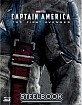 Captain America: The First Avenger 3D - KimchiDVD Exclusive Limited Full Slip Type A2 Edition Steelbook (KR Import ohne dt. Ton) Blu-ray