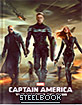 Captain America: The Winter Soldier 3D - Blufans Exclusive Limited Lenticular Slip Edition Steelbook (CN Import ohne dt. Ton) Blu-ray