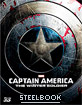 Captain America: The Winter Soldier 3D - KimchiDVD Exclusive Limited Full Slip Type A Edition Steelbook (KR Import ohne dt. Ton) Blu-ray