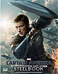 Captain America: The Winter Soldier 3D - KimchiDVD Exclusive Limited Full Slip Type B Edition Steelbook (KR Import ohne dt. Ton) Blu-ray