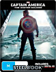 Captain America: The Winter Soldier - Steelbook - JB Hi-Fi Exclusive (Blu-ray + Digital Copy) (AU Import ohne dt. Ton) Blu-ray