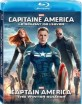 Captain America: The Winter Soldier (Region A - CA Import ohne dt. Ton) Blu-ray