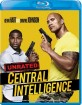 Central Intelligence - Theatrical and Unrated Extended (Blu-ray + UV Copy) (US Import ohne dt. Ton) Blu-ray