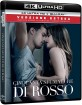 Cinquanta Sfumature di Rosso 4K - Theatrical and Unrated (4K UHD + Blu-ray) (IT Import) Blu-ray