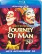 Cirque du Soleil - Journey of Man 3D (Blu-ray 3D) (IT Import ohne dt. Ton) Blu-ray