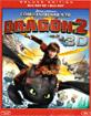 Cómo Entrenar a tu Dragón 2 3D (Blu-ray 3D + Blu-ray) (ES Import ohne dt. Ton) Blu-ray