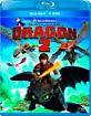 Cómo Entrenar a tu Dragón 2 (Blu-ray + DVD) (ES Import ohne dt. Ton) Blu-ray