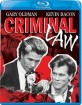 Criminal Law (1988) (Region A - US Import ohne dt. Ton) Blu-ray