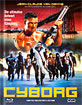 Cyborg (1989) - Limited Mediabook Edition (Cover A) (AT Import) Blu-ray