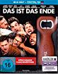 Das ist das Ende - Limitierte Flaschenöffner Edition (Blu-ray + UV Copy) Blu-ray