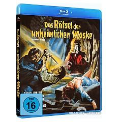 Das Rätsel der unheimlichen Maske (Hammer Edition) Blu-ray