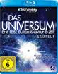 Das Universum - Eine Reise durch Raum und Zeit - Staffel 1 Blu-ray