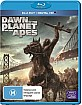 Dawn of the Planet of the Apes (2014) (Blu-ray + UV Copy) (AU Import ohne dt. Ton) Blu-ray