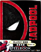 Deadpool (2016) - Limited Edition Steelbook (TW Import ohne dt. Ton) Blu-ray