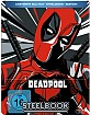 Deadpool (2016) - Limited Steelbook Edition (Blu-ray + UV Copy) Blu-ray