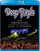 Deep Purple: Live in Verona (US Import ohne dt. Ton) Blu-ray