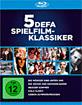 DEFA Spielfilm-Klassiker (5-Film-Set) Blu-ray