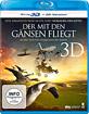 Der mit den Gänsen fliegt 3D (Blu-ray 3D) Blu-ray