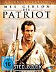 Der Patriot - Extended Version (Steelbook) (Neuauflage) Blu-ray
