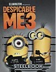 Despicable Me 3 3D - HDzeta Exclusive Limited Full Slip Edition Steelbook (Blu-ray 3D + Blu-ray) (CN Import ohne dt. Ton) Blu-ray