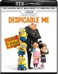 Despicable Me 4K (4K UHD + Blu-ray + UV Copy) (US Import ohne dt. Ton) Blu-ray