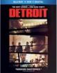 Detroit (2017) (Blu-ray + DVD + UV Copy) (US Import ohne dt. Ton) Blu-ray