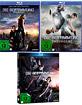 Die Bestimmung: Divergent + Insurgent + Allegiant - Deluxe Fan Edition Set (3-Disc Set) Blu-ray