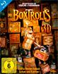 Die Boxtrolls 3D (Blu-ray 3D + Blu-ray + UV Copy) Blu-ray