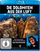 Die Dolomiten aus der Luft Blu-ray