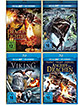 Die Drachen Filme 3D Blu-ray Collection (4-Filme Set) (The Dragon Edition) (Blu-ray 3D) Blu-ray