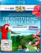 Die Entstehung unserer Erde 3D: Hawaii und Die grossen Seen (Blu-ray 3D) Blu-ray