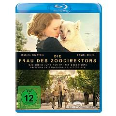 Die Frau des Zoodirektors Blu-ray