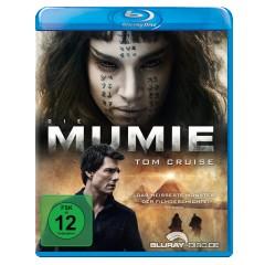 Die Mumie (2017) (Blu-ray + UV Copy) Blu-ray