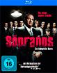 Die Sopranos - Die komplette Se...