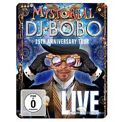 DJ Bobo: Mystorial - 25th Anniversary Tour Blu-ray