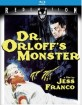 Dr. Orloff's Monster (1964) (Region A - US Import ohne dt. Ton) Blu-ray