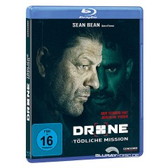 Drone - Tödliche Mission Blu-ray