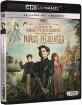 El hogar de Miss Peregrine para niños peculiares 4K (4K UHD + Blu-ray) (ES Import) Blu-ray