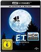 E.T. - Der Ausserirdische 4K (4K UHD + Blu-ray + UV Copy) Blu-ray