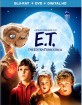 E.T.: The Extra-Terrestrial (Blu-ray + DVD + UV Copy) (US Import ohne dt. Ton) Blu-ray