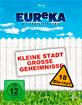 EUReKA: Die geheime Stadt - Die komplette Serie (Neuauflage) Blu-ray
