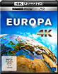 Europa 4K (4K UHD + Blu-ray) Blu-ray