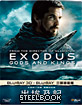 Exodus: Gods and Kings (2014) 3D - Limited Edition Steelbook (Blu-ray 3D + Blu-ray + Bonus Blu-ray) (TW Import ohne dt. Ton) Blu-ray