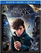 Fantastic Beasts and Where to Find them 3D (Blu-ray 3D + Blu-ray + DVD + UV Copy) (US Import ohne dt. Ton) Blu-ray